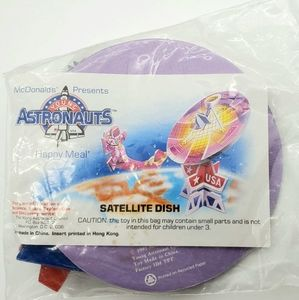 McDonalds Happy Meal Toy Young Astronauts